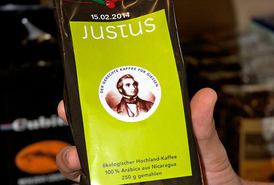 Justus - Alle Welt Laden Gießen