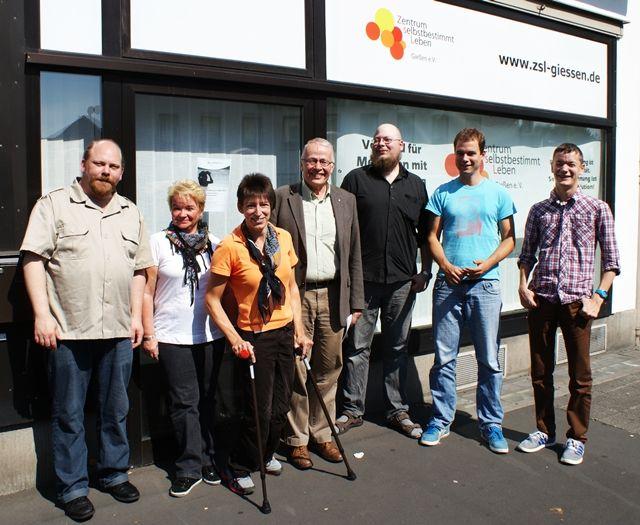 Gruppenbild mit dem ZsL